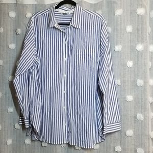 The Tunic Shirt Striped size XXL